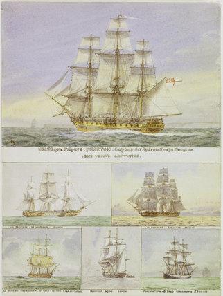 HMS 'Phaeton'