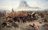 The Battle of Isandlwana, 22 January 1879