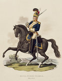Royal Horse Guards, 1812