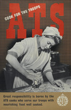 'ATS Cook for the Troops', 1940 (c)
