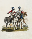 Body Guard of the Governor General, East India Company's Service, 1812
