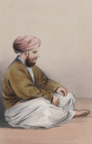 Captain C Troup, Shah's Service, 1842