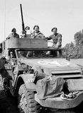 British M3 half-track, 1944
