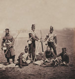 3rd (East Kent) Regiment of Foot (The Buffs), Crimean War, 1855