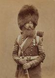 Colour-Sergeant Macgregor, Scots Fusiliers Guards, 1856