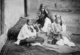 Nautch girls, Kabul, 1879