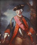 Field Marshal Jean Louis Ligonier, 1755 (c)