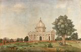 South East view St. James's Church Delhi, 1827