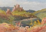 Amba Alaji, near Atilla, Abyssinia, 1868