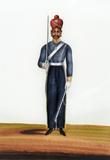 Risaldar, Madras Army, 1840 (c)