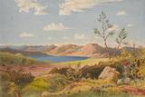Lake Ashangi, Abyssinia, 1868