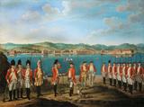 Lieutenant-Colonel Robert Watson, Menorca, 1771 (c)