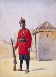 Awan of Shahpur, 22nd Punjabis, 1908 (c)