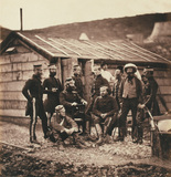 Officers of the 4th Light Dragoons, 1855