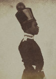 A sepoy of the Madras Army, 1852 (c)