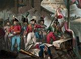 Taking of Cuidad Rodrigo, 19 January 1812