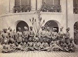 Indian NCOs of the Guides cavalry, 1879 (c)