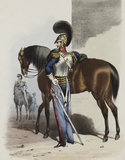 Royal Horse Guards Officer, 1828
