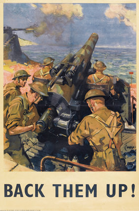 'Back Them Up!', 1940 (c)