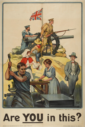'Are You in this?', 1916 (c)