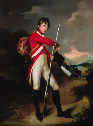 Grenadier of a volunteer regiment, 1805 (c)