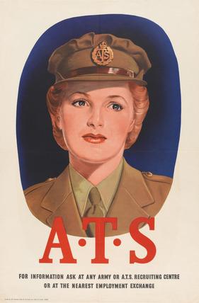 'A.T.S', 1940 (c)