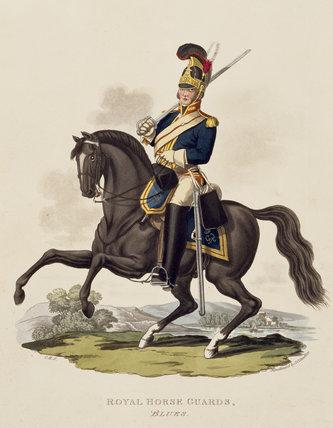 Royal Horse Guards, 1812