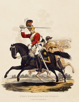 1st Regiment of Life Guards