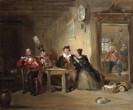 The Recruit, 1830 (c)