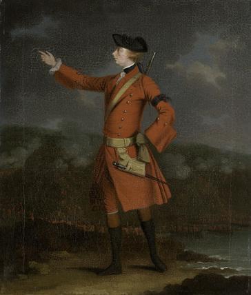 Major-General James Wolfe, 1759