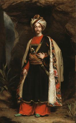 Captain Colin Mackenzie, Madras Army, 1842 (c)