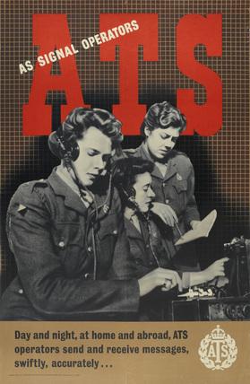 'ATS as Signal Operators', 1940 (c)