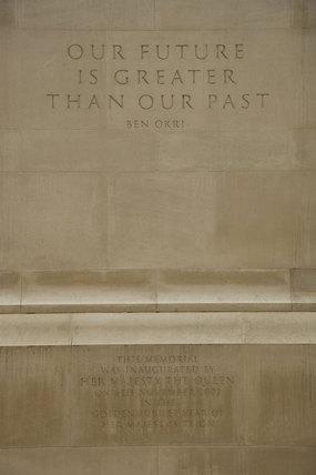 Memorial Gates, Constitution Hill, 2008