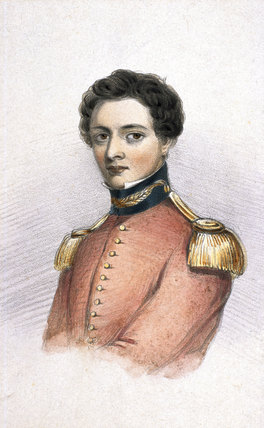 Captain James Skinner, 1842