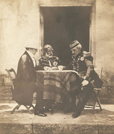 The Council of War, 7 June 1855