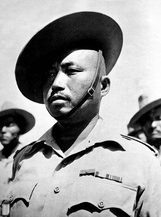 Subadar Lal Bahadur Thapa VC, 1943