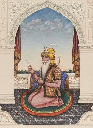 Maharajah Runjit Singh