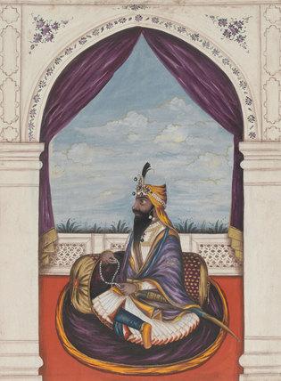 Maharajah Karak Singh