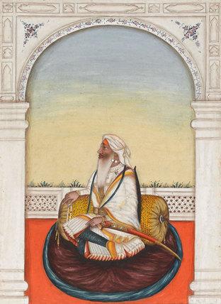 Rajah Iej Singh