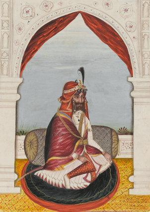 Rajah Suchet Singh