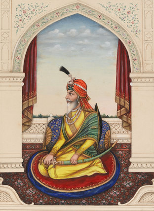 Rajah Chattar Singh