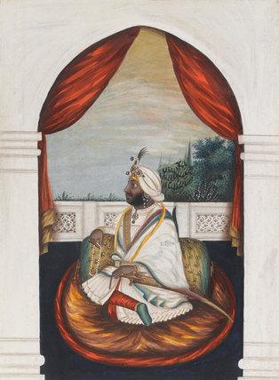 Rajah Sher Singh (Atariwala)