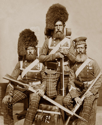Duke of Albanys Own Highlanders