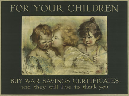 'For Your Children', 1917