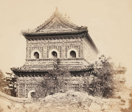 Summer Palace, Peking, 1860