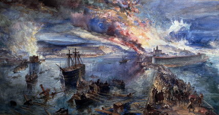 The Fall of Sebastopol, 1856