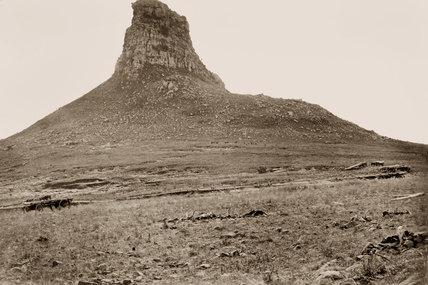 Isandlwana Mountain, 1879