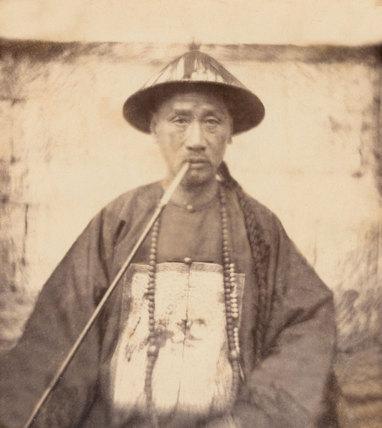 Commander in Chief Chusan, 1860