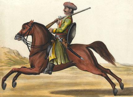 Indian Cavalry, 1788 (c)