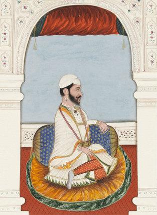 Pundit Jhilla, Nazir to Rajah Hira Singh